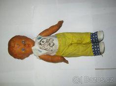 Stará gumová panenka - 1