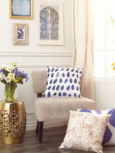 Discover new Home Decor items added daily at prices up to 70% off! Spring time means refreshing your home with new pillows, accents, and more!