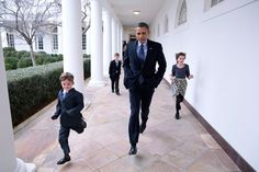 Obama with Kids - 50+ Impossibly Cute Pics of President Obama With Kids