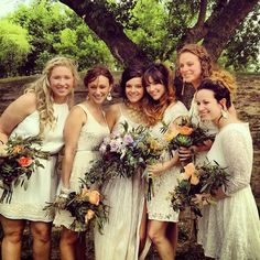 what to wear to a forest wedding - Google Search