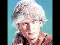 Fess Parker - Ballad of Davy Crockett (1955) - the version that was on radio & records