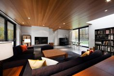 Residencia Rosenberry,© Steve Montpetit