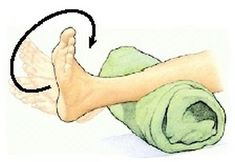 Foot and ankle exercises: Ankle Circles. Stupid broken ankle that never heals… - Hair Dandruff Ankle Exercises, Hip Stretches, K Tape, Ankle Surgery, Hair Dandruff, Psoas Muscle, Tight Hips, Broken Leg, Foot Pain