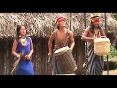TAWASAP AGRUPACIÓN SHUAR _ AMAZONIA _ ECUADOR - YouTube
