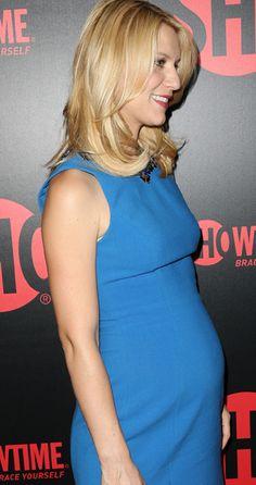 Claire Danes, pregnant with son Cyrus Dancy