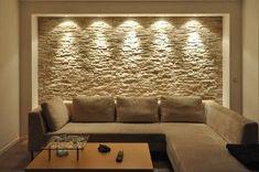 Akzentbeleuchtung Steinwand ähnliche tolle Projekte und Ideen wie im Bild vorgestellt findest du auch in unserem Magazin