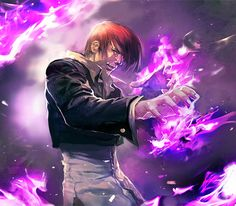 Iori (King of Fighters) – Leon Jo | Fênix Down