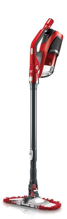 Dirt Devil Vacuum Cleaner 360 Reach Pro Corded Bagless Stick and Handheld Vacuum Bagless Vacuum Cleaner, Vacuum Cleaners, Commercial Vacuum, Design Commercial, Vacuum Cleaner Accessories, Shark Vacuum, Dirt Devil Vacuum, Electric House, Product Design