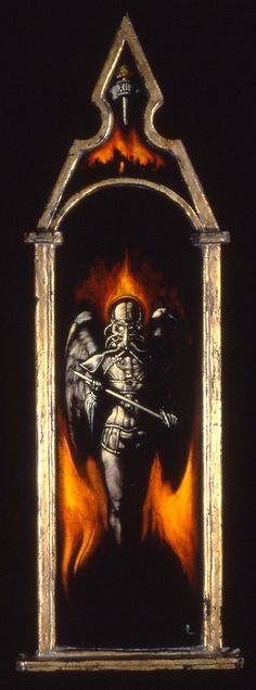 ☆ Angel of Death ゝ。By Artist John U. Abrahamson ☆