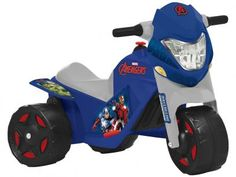 Moto Elétrica Avengers Ban Moto Vingadores - Bandeirante com as melhores condições você encontra no Magazine 233435antonio. Confira!