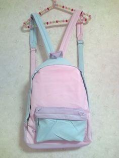 Kawaii Pastel Backpack.