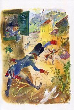Szancer, Pinokio