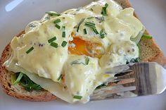 Huevos florentino, una especie de                                                                                                                                                      Más