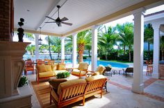 Outdoor living is a big part of the South Florida lifestyle