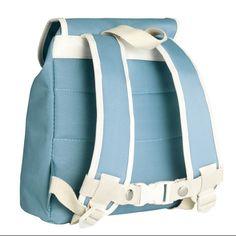 Blafre Kleuter Rugzak Blauw (8,5 liter). Shop via things-we-love.nl #thingswelovenl #blafre #backpack #rugzak