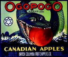 Okanagan Valley icon: The Ogopogo