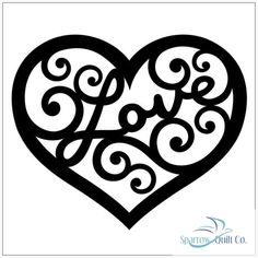 black and white valentine's day stencils - Yahoo Search Results Yahoo Image Search Results Stencil Patterns, Stencil Designs, Felt Patterns, Silhouette Design, Iron On Fabric, Wood Burning Patterns, Scroll Saw Patterns, Topiary, Metal Art