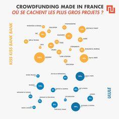 Le crowdfunding, ou financement participatif, connaît un succès fulgurant depuis quelques années. En France, deux plateformes se partagent le gros du marché : Ulule et KissKissBankBank. Comment expliquer cet engouement ?