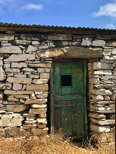 Old doors and windows – Tinos