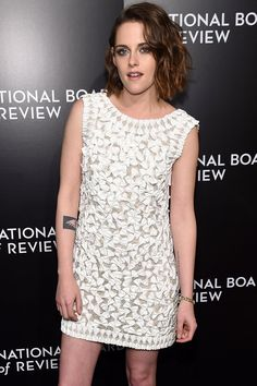 Kristen Stewart Kicks Off Award Season at a Star-Studded Gala in NYC