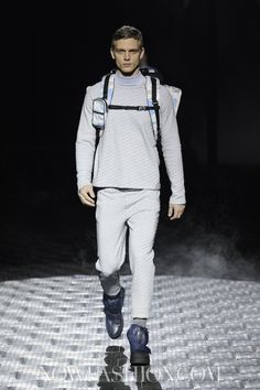 Kenzo Menswear Fall Winter 2013