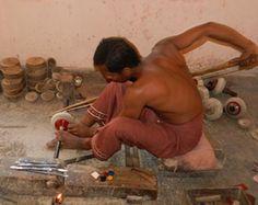 Artisan Sri Lanka. Commerce équitable