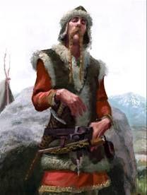 .braid mustache viking