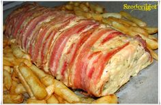 Meatloaf, My Recipes, Bacon, Pork, Appetizers, Easy, Google, Projects, Diet