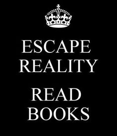 I like to read books for fun!