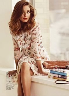 Olivia Palermo @ Marie Claire