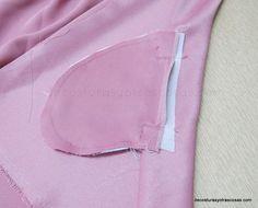 Este es un bolsillo muy utilizado en chaquetas, abrigos, batas,.... Hay distintas formas de hacerlo; esta vez te muestro una de las mas sen...
