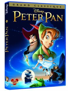 Peter Pan: Amazon.fr: Hervé Rey, Bobby Driscoll, Séverine Morisot, Kathryn Beaumont, Jean-Henry Chambois, Hans Conried, Teddy Billis, Bill T...