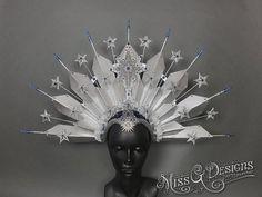 Silver Star Headdres