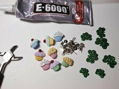 diy themed earrings