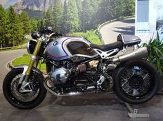 BMW R NINE T perso