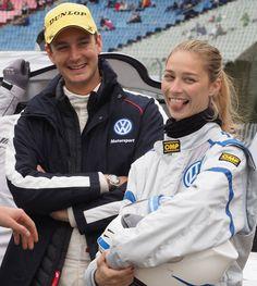 Pierre Casiraghi y Beatrice Borromeo, amor sobre ruedas