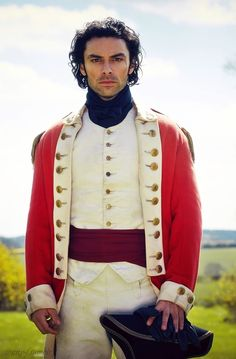 Aidan Turner as Ross Poldark - http://sonny-f.tumblr.com/image/86412072037