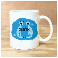 Gemini Zodiac Coffee Mug