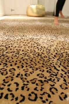 Moqueta leopard