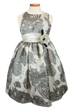 Sorbet Floral Print Dress (Toddler Girls, Little Girls & Big Girls) available at #Nordstrom