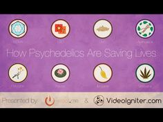 How Psychedelics Are Saving Lives ~ http://wakingtimes.com/gallery/2014/05/28/psychedelics-saving-lives/