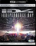 Independence Day [20th Anniversary] [4K Ultra HD Blu-ray/Blu-ray] [1996]