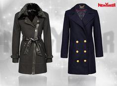 Bundy a kabáty New Yorker pre jeseň a zimu 2014/2015   Moda.sk