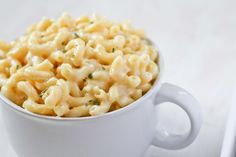 The easiest, creamiest Stovetop Mac n' Cheese that takes just 30 minutes to make!