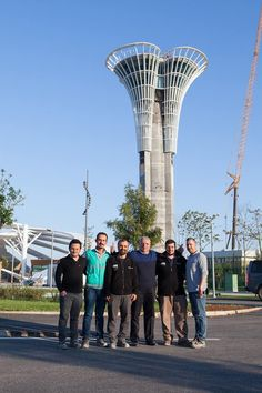 Expo 2016 Antalya BLOG: Expo Tower... almost finished !