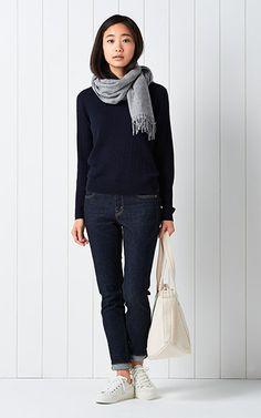 Clothing 2015 Fall | coordinated catalog Women | MUJI net store