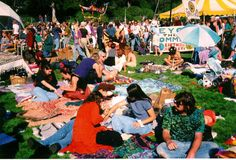 """Summer of Love"" Pride Party: DJs, Potluck Picnic & Workshops 