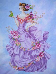 Ella, The Frog Princess terminée!!! - Le Blog de Vaness