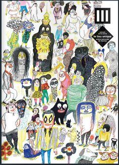 Kitty Crowther Children's Book Illustration, Character Illustration, Kitty Crowther, Images D'art, Ouvrages D'art, Doodle, Sketchbook Inspiration, Halloween Art, Art Design
