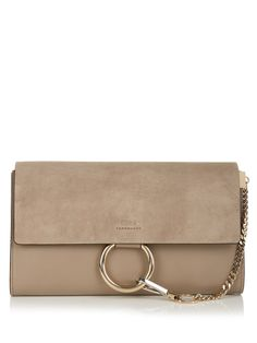 http://www.matchesfashion.com/intl/products/Chloé-Faye-leather-and-suede-clutch-1052428